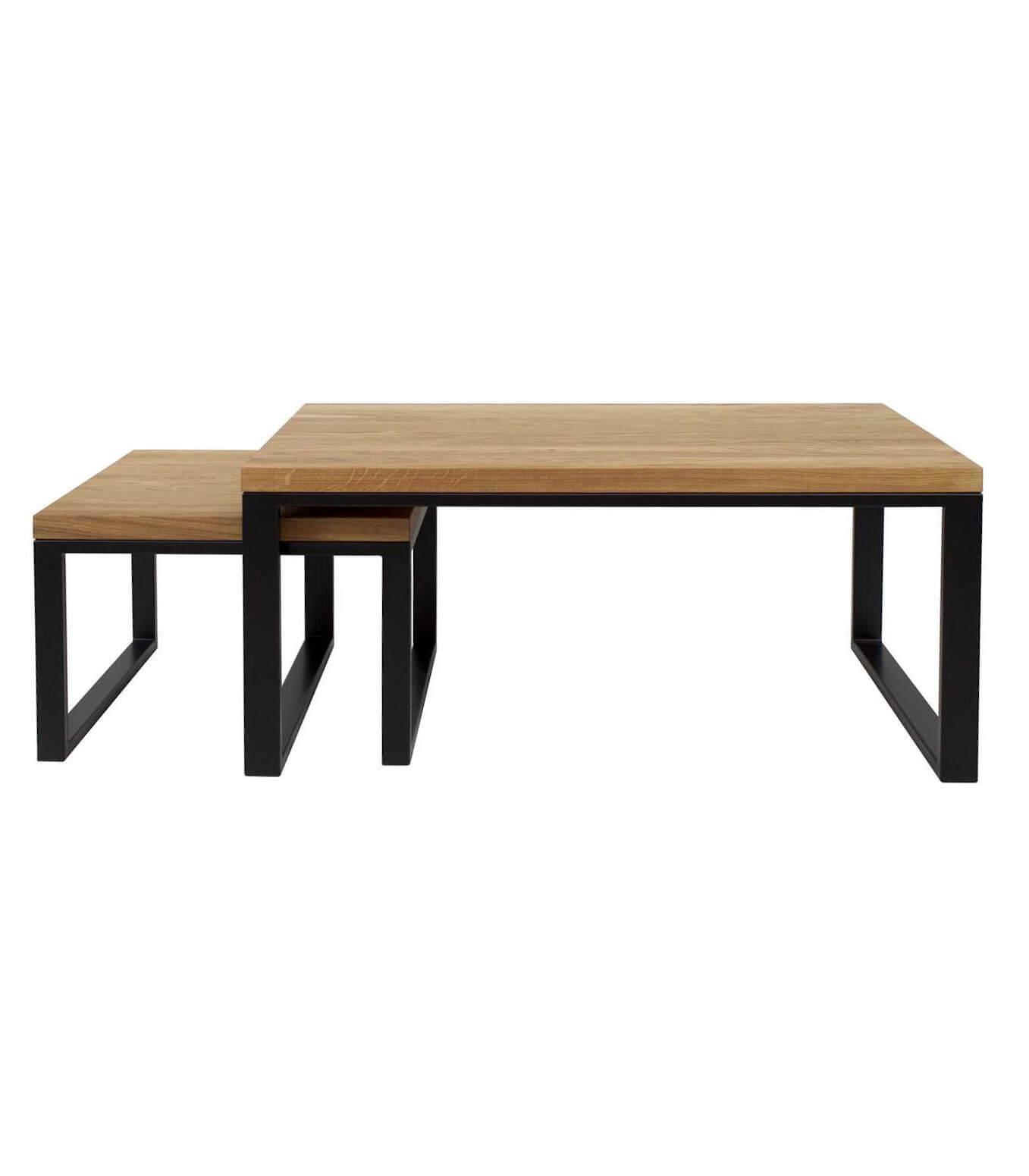 minimalistyczne stoliki duet - take me HOME