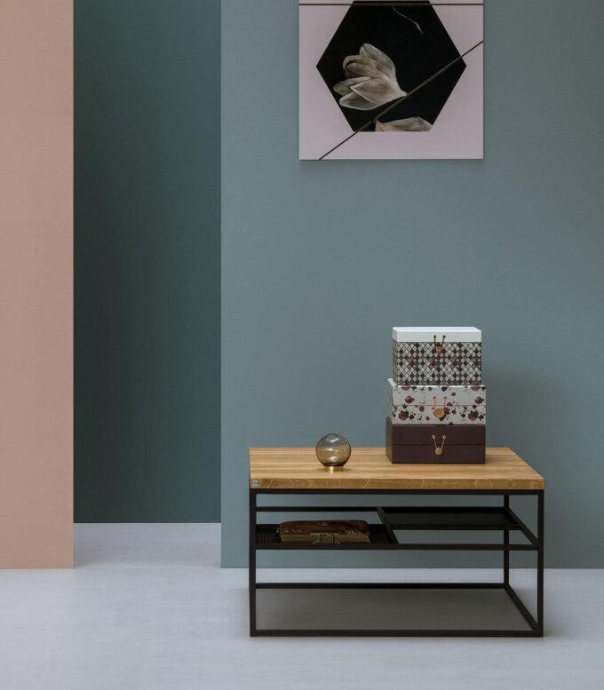 lawa industrialna stolik kawowy loft