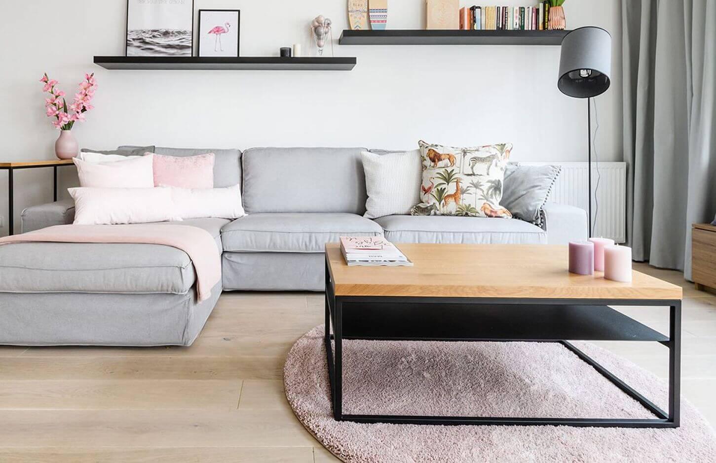 stolik w stylu skandynawskim - take me HOME
