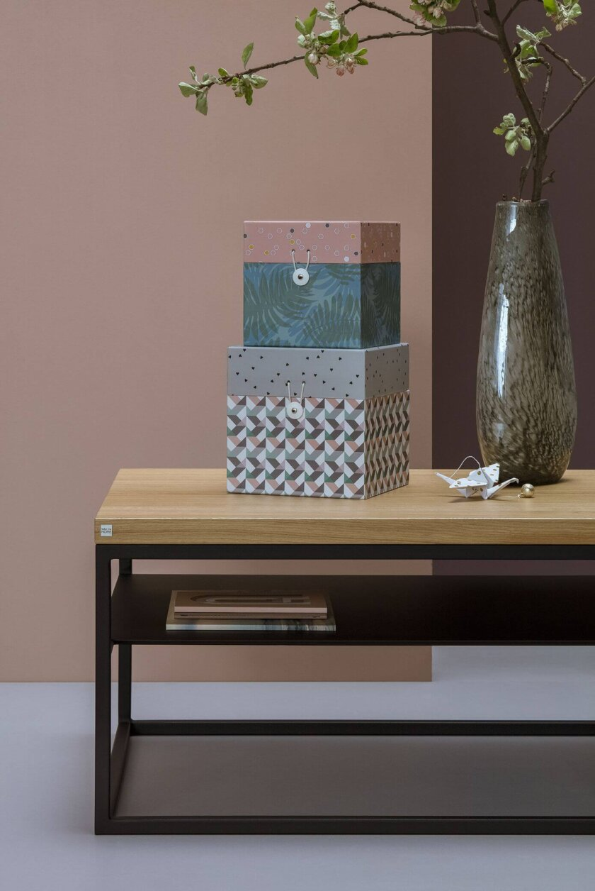 designerskie stoliki malmo z polka