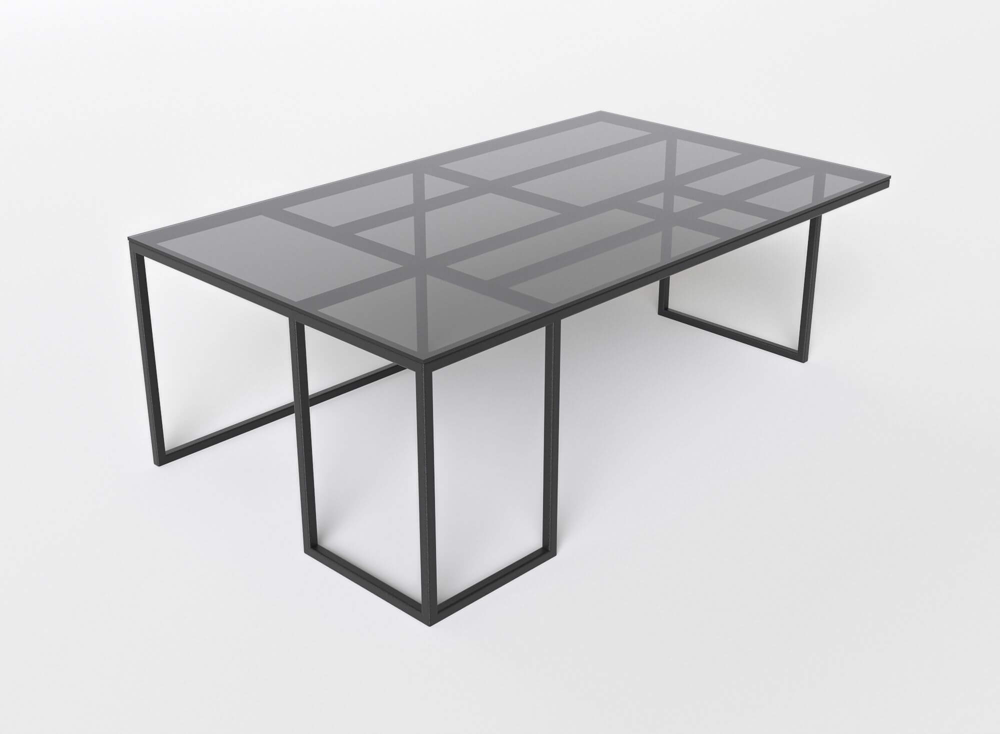 minimalistyczny stolik manhattan - take me HOME
