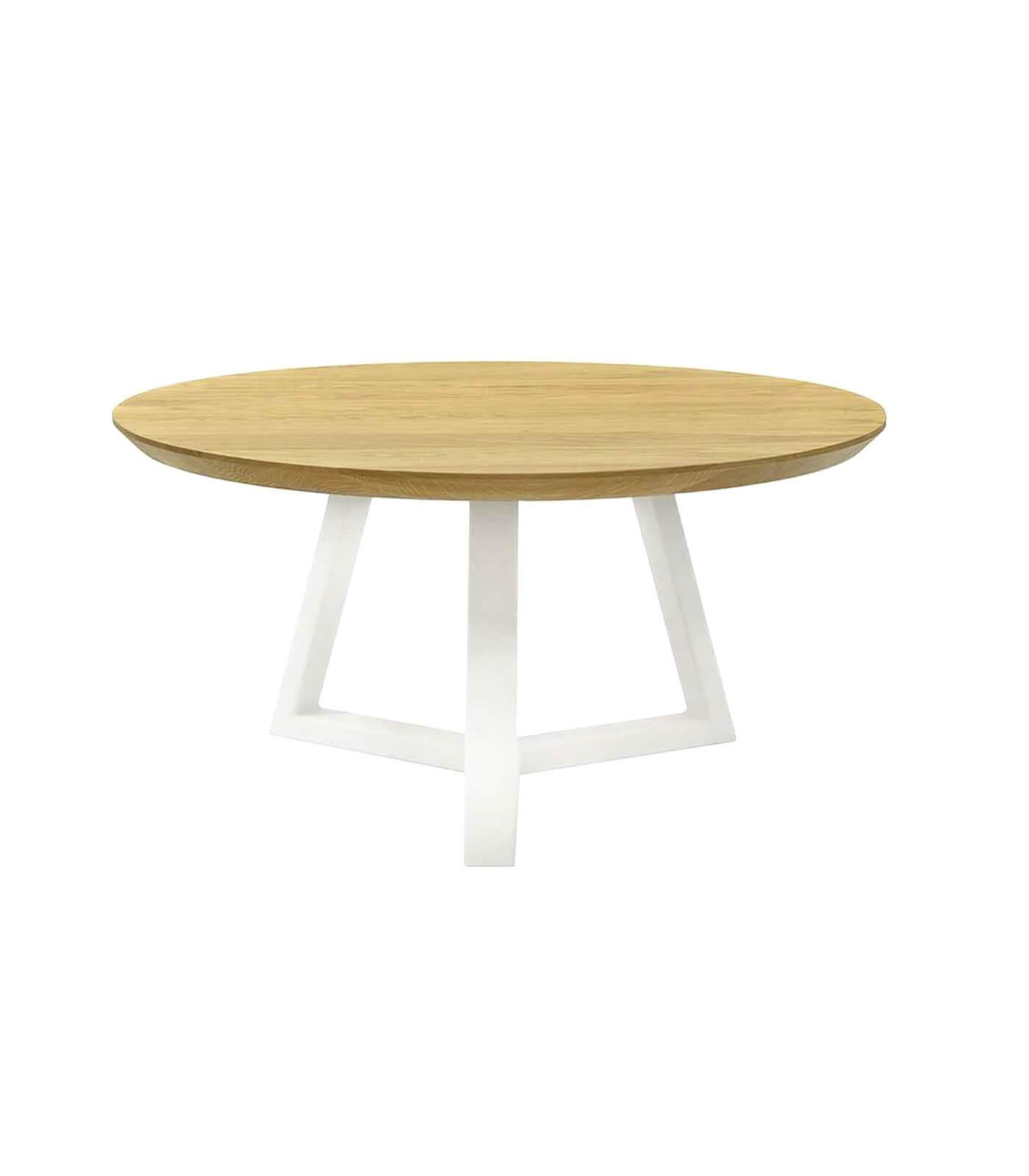 nowoczesny okrągły stolik kawowy - take me HOME