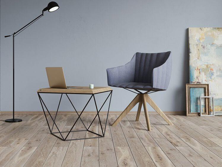minimalistyczny stolik pomocniczy - take me HOME
