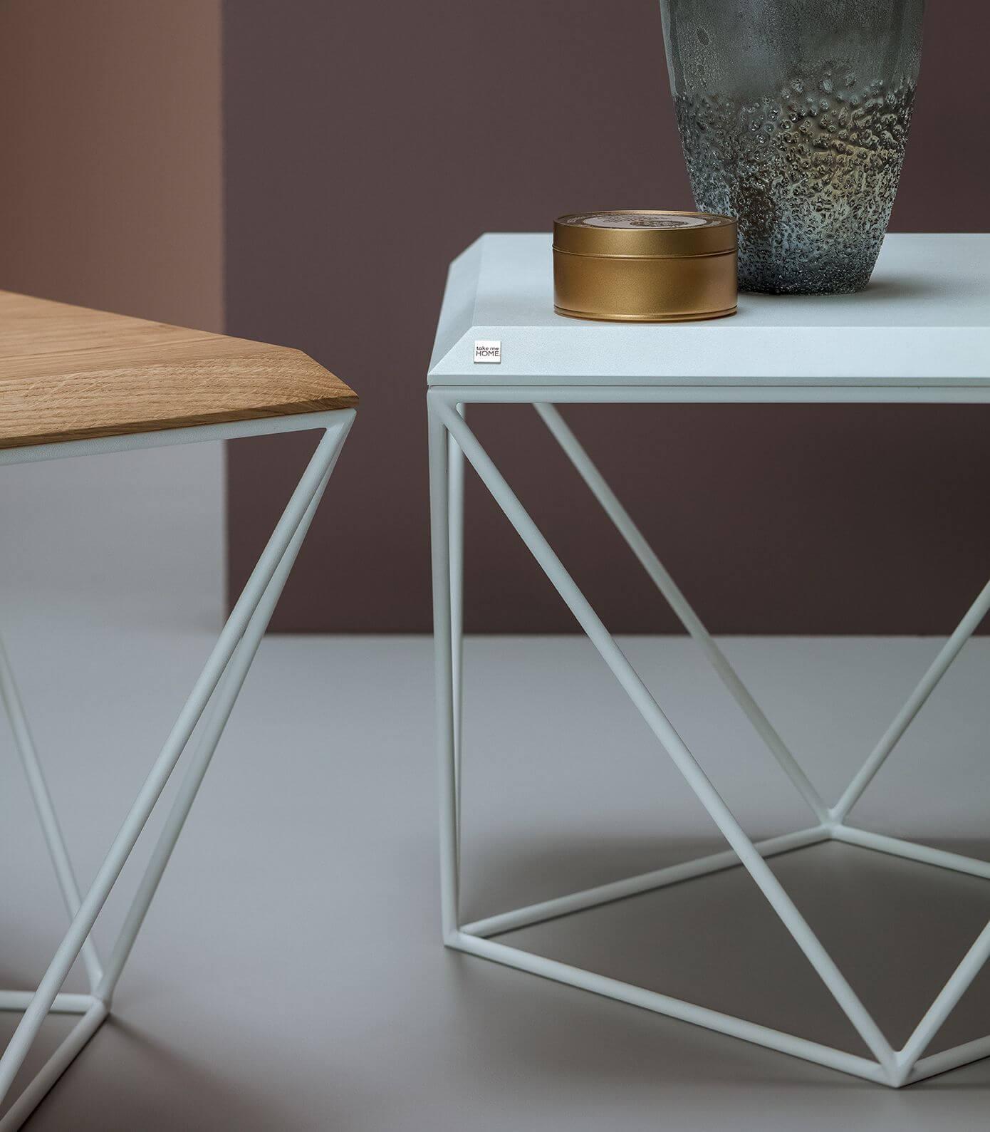 stolik kawowy loftowy