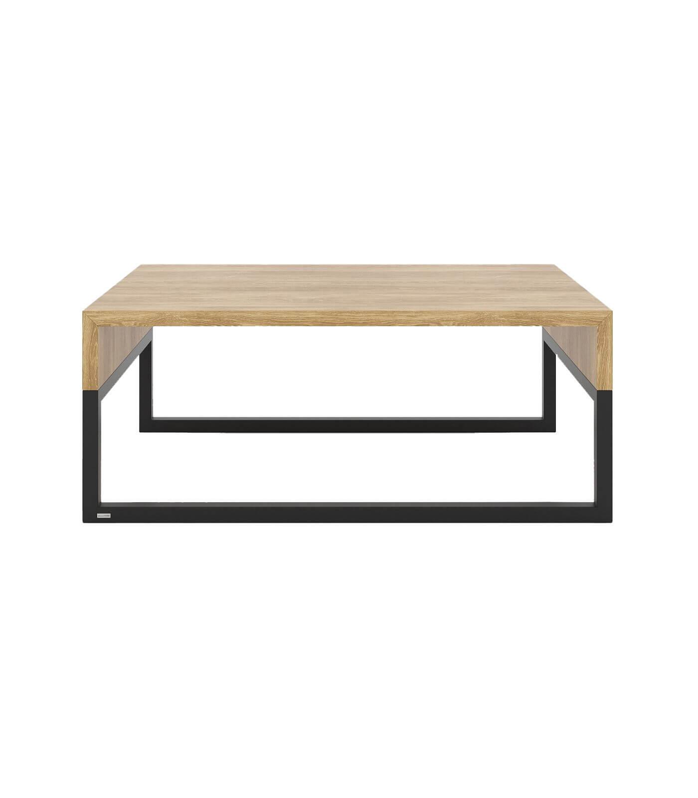 czarny stolik kawowy woodbox - take me HOME