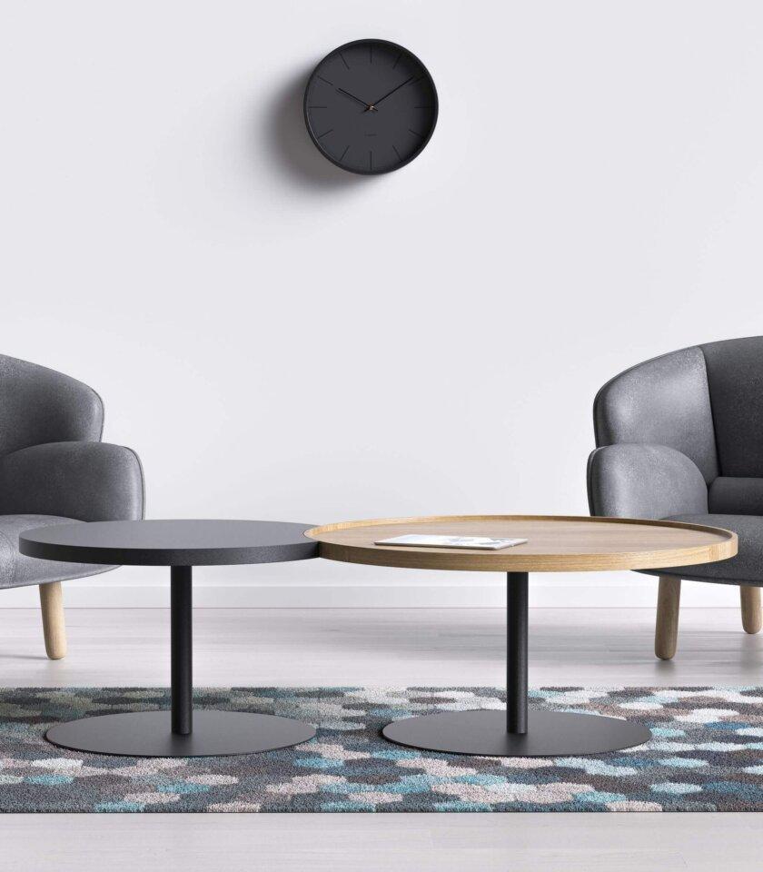 okragle dizajnerskie stoliki kawowe