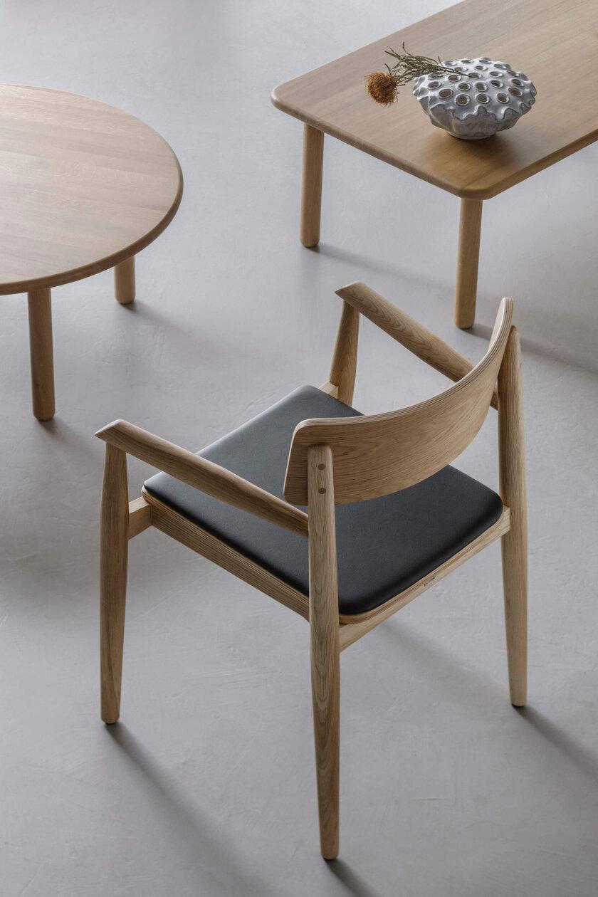 debowe naturalne stoliki do sofy
