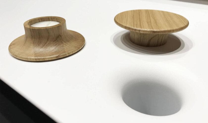 świecznik do stolika