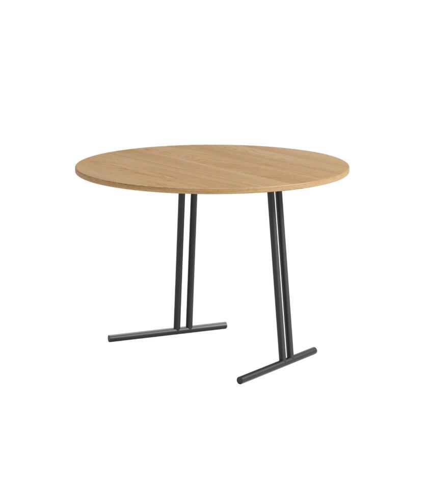 stolik kawowy do sofy czarny debowy