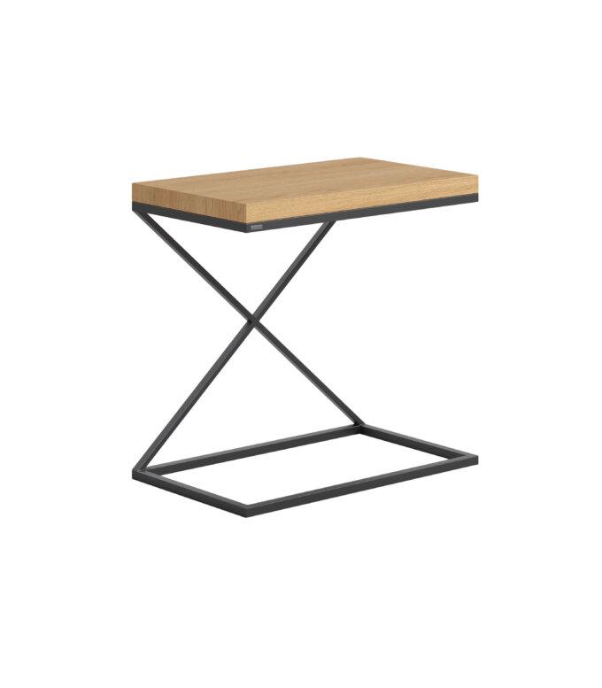 minimalistyczny stolik pomocniczy beirut