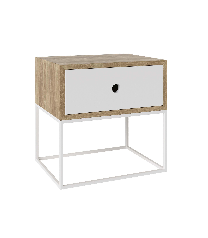 minimalistyczny stolik nocny - take me HOME