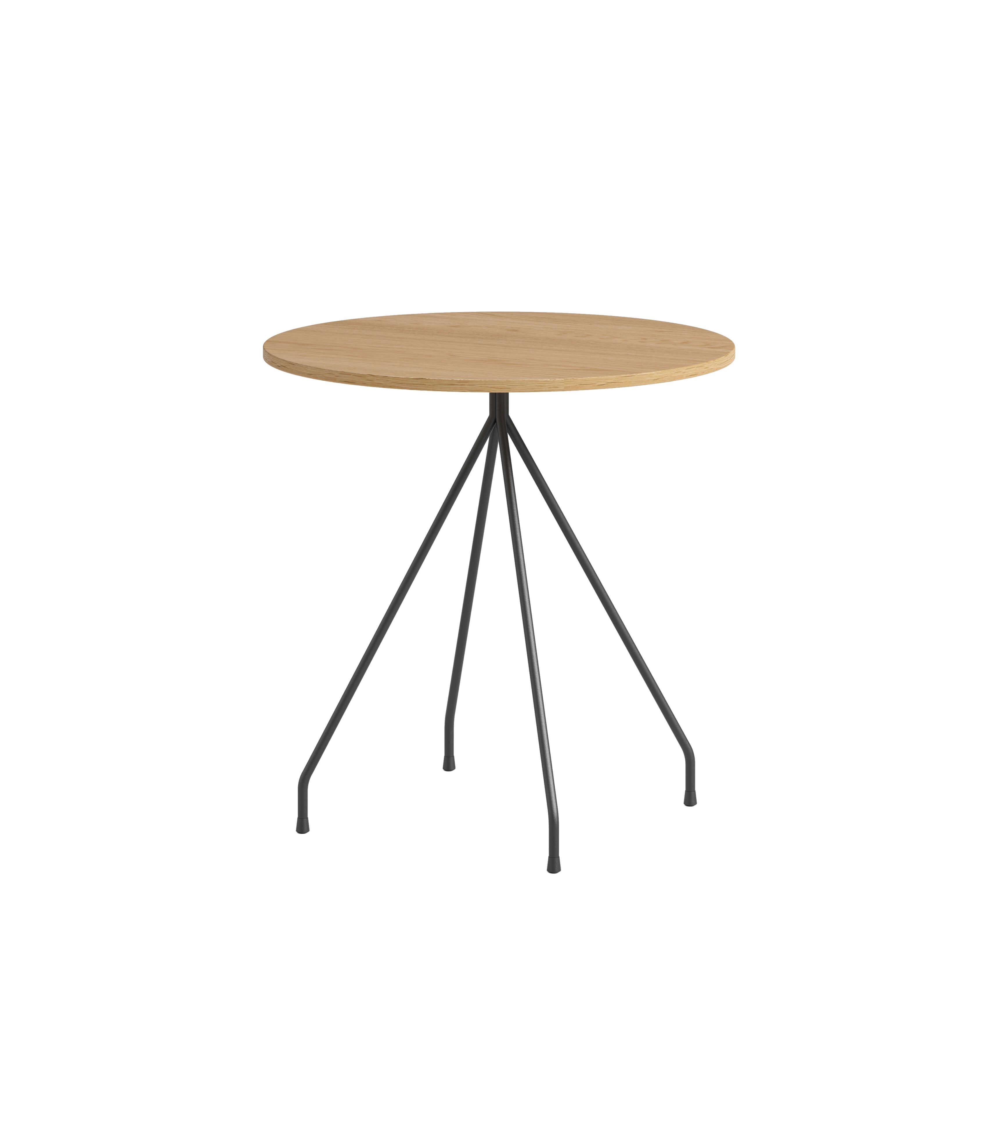 stolik dębowy pomocniczy