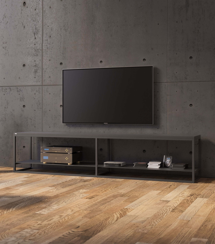 minimalistyczna szafka rtv - take me HOME