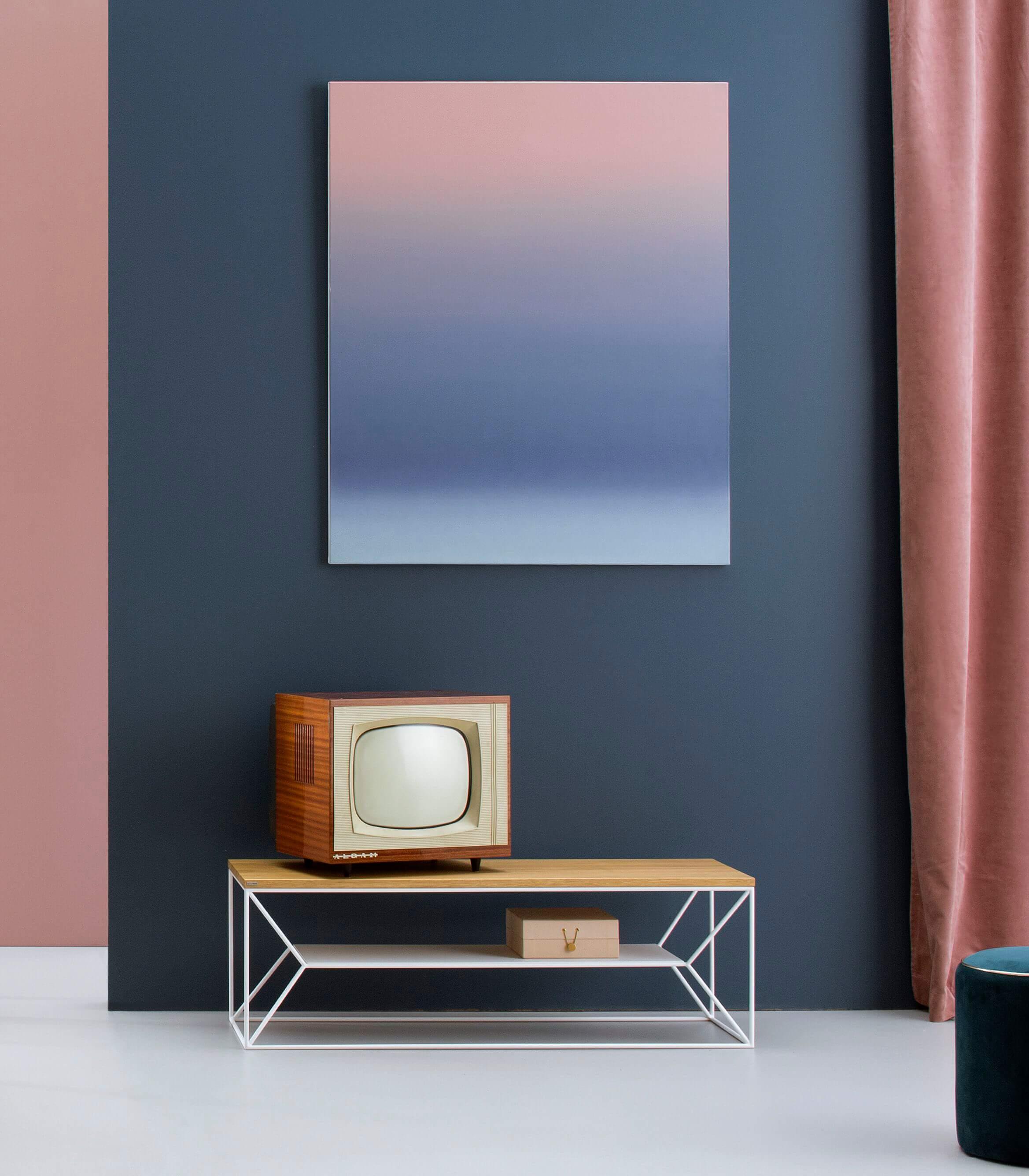minimalistyczny stolik rtv maximo - take me HOME