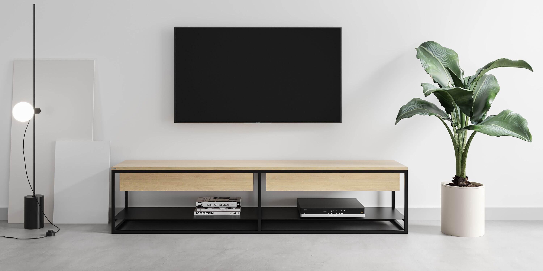 szafka pod telewizor nowoczesna rtv