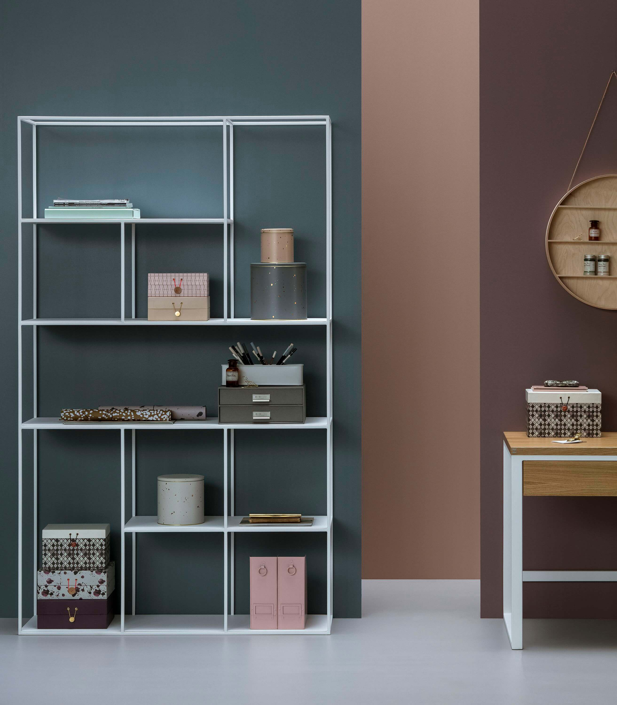 minimalistyczny regal polski design