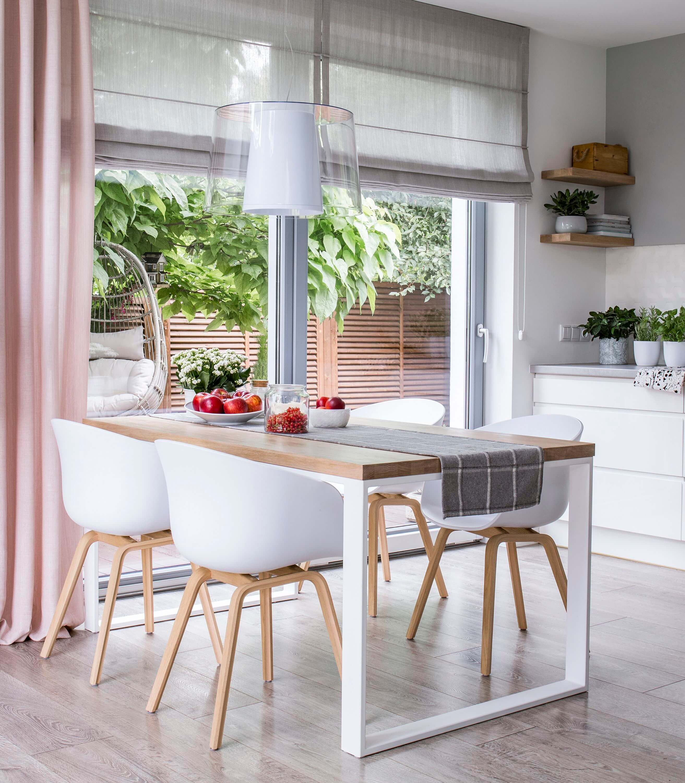 stół drewniany loftowy do salonu