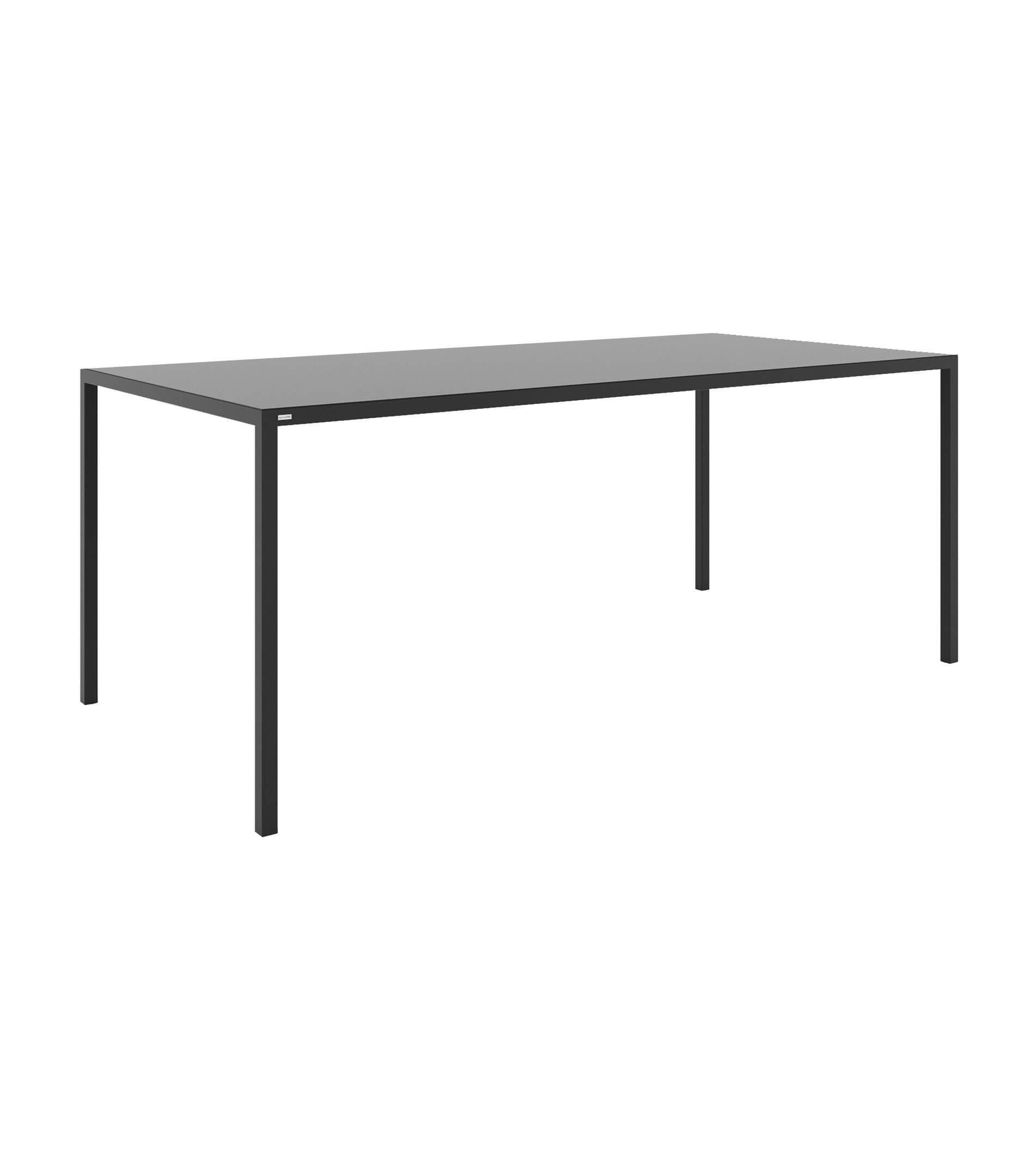 biały stalowy stół simplico - take me HOME