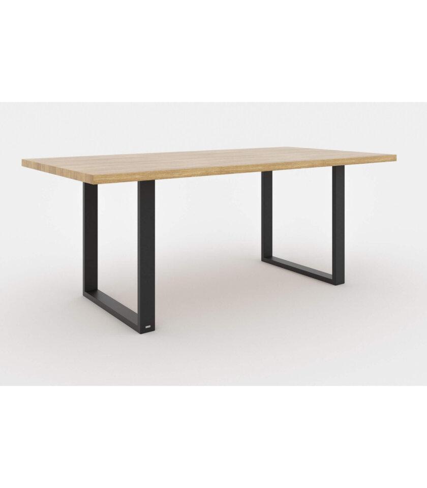 industrialny stol massivo