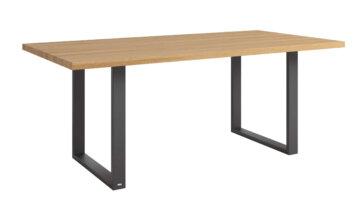 stół z naturalnymi krawędziami – RUSTICO