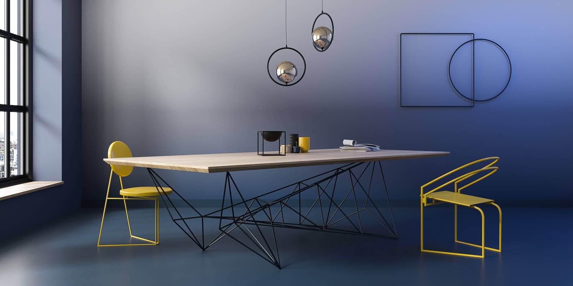 stol do salonu duzy