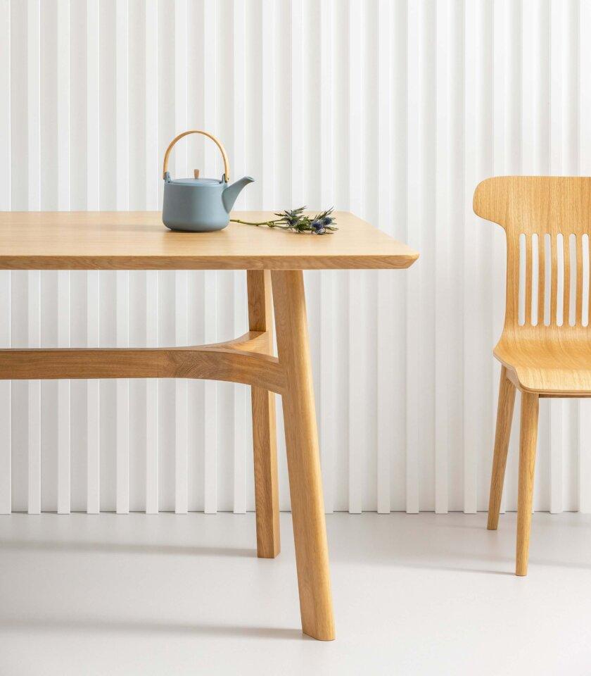 stol w stylu skandynawskim debowy take me home