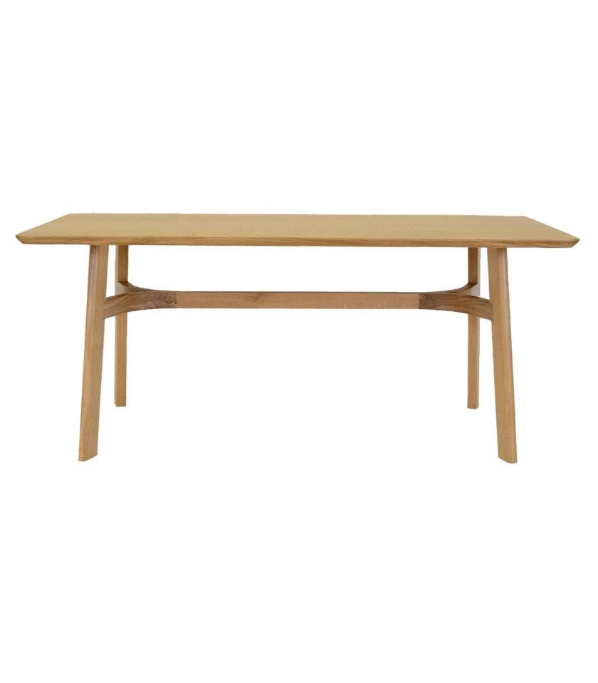 stol w stylu skandynawskim drewniany
