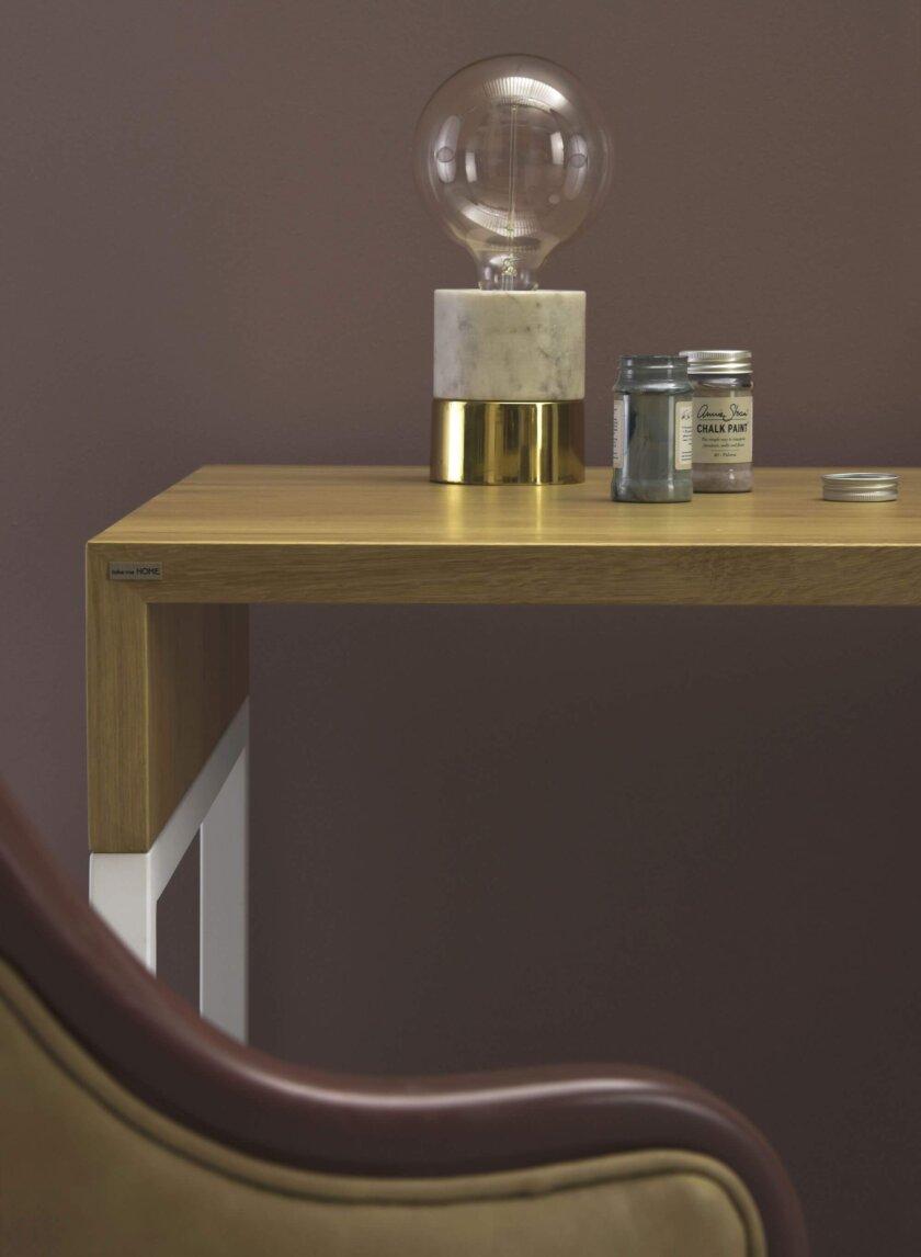 loftowe biurko woodbox