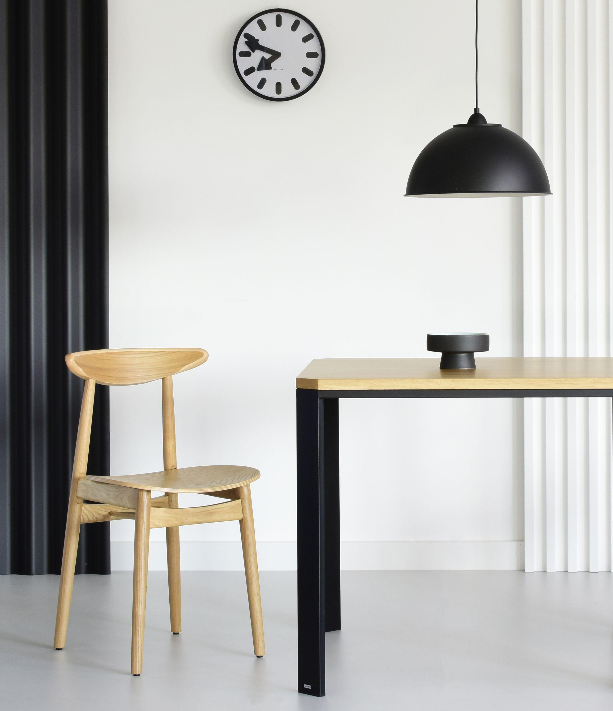krzeslo dab naturalny polski design