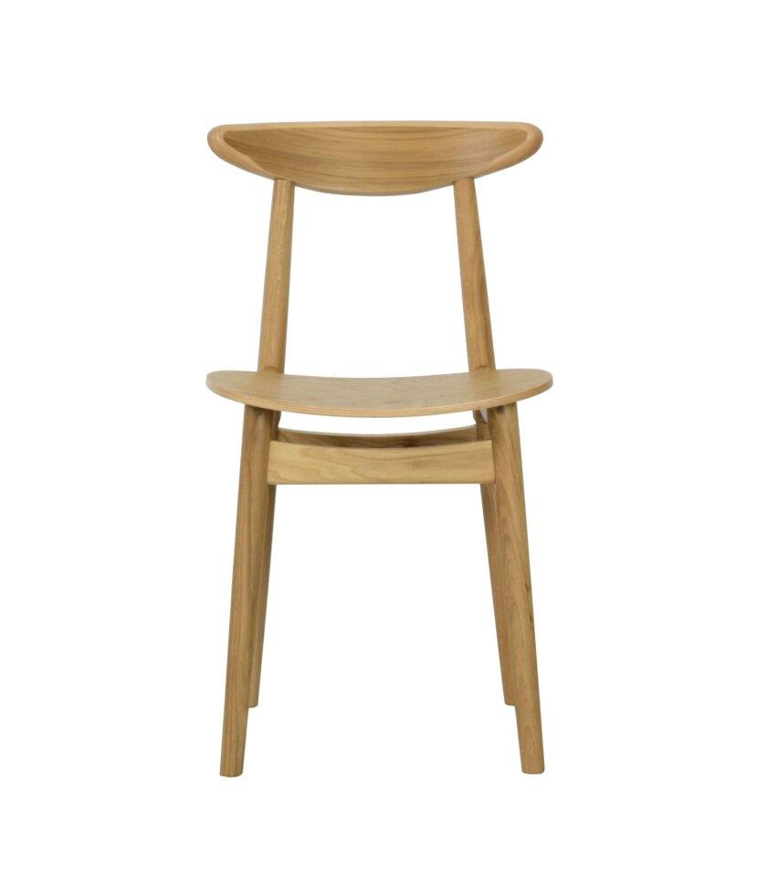 krzeslo drewniane debowe skandynawski design