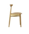 krzeslo drewniane skandynawski design do jadalni