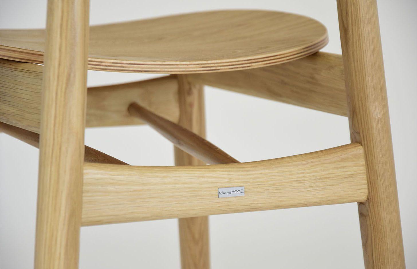 nowoczesne krzesło - take me HOME
