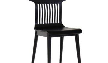 krzesło czarne – MAESTRO