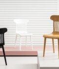 krzeslo biale nowoczesne eleganckie