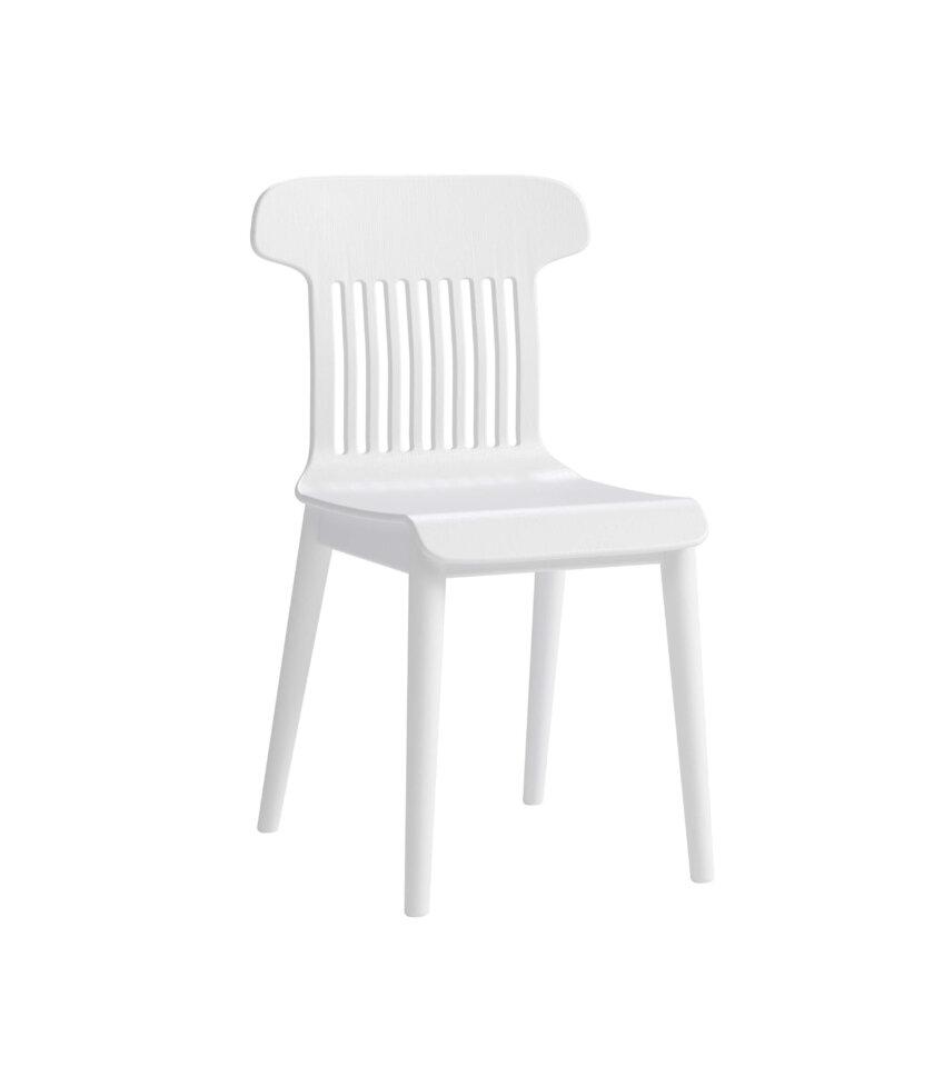 krzeslo biale debowe nowoczesne