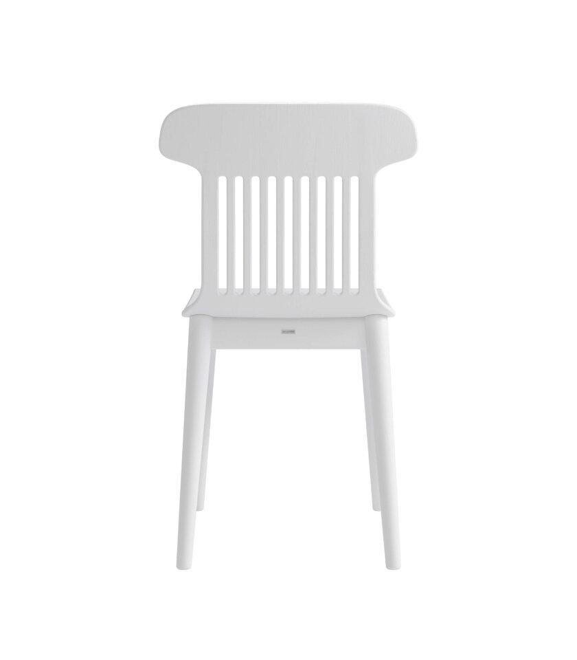 krzeslo biale drewniane do kuchni nowoczesne