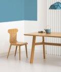 krzeslo skandynawskie naturalny dab