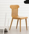 krzeslo debowe minimalistyczne nowoczesne