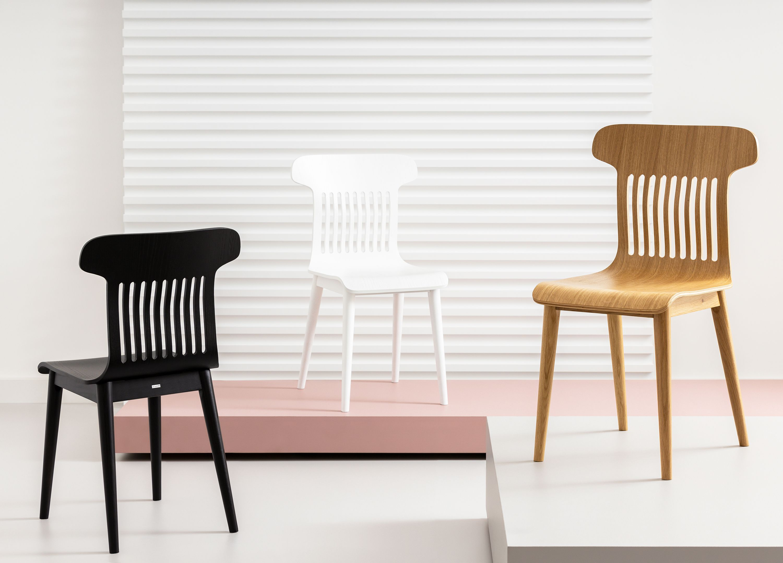 eleganckie nowoczesne krzesła