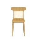krzeslo nowoczesne debowe polski design