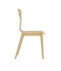 krzeslo nowoczesne debowe naturalne