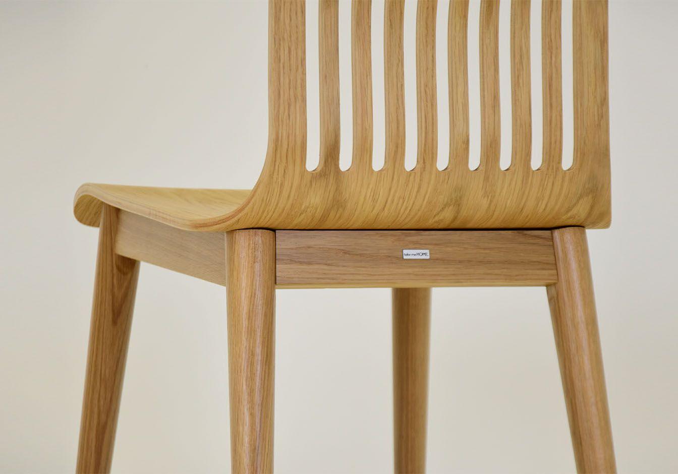 dębowe krzesło