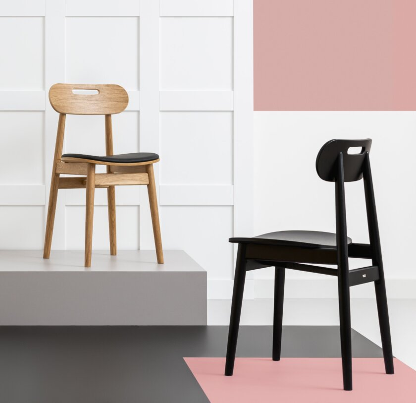 a krzesla debowe nowoczesne drewniane do restauracji