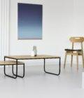 krzeslo w stylu skandynawskim drewniane miekkie