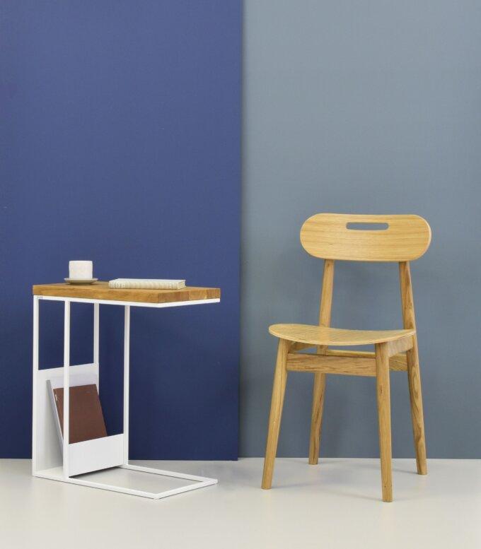krzeslo debowe polski design