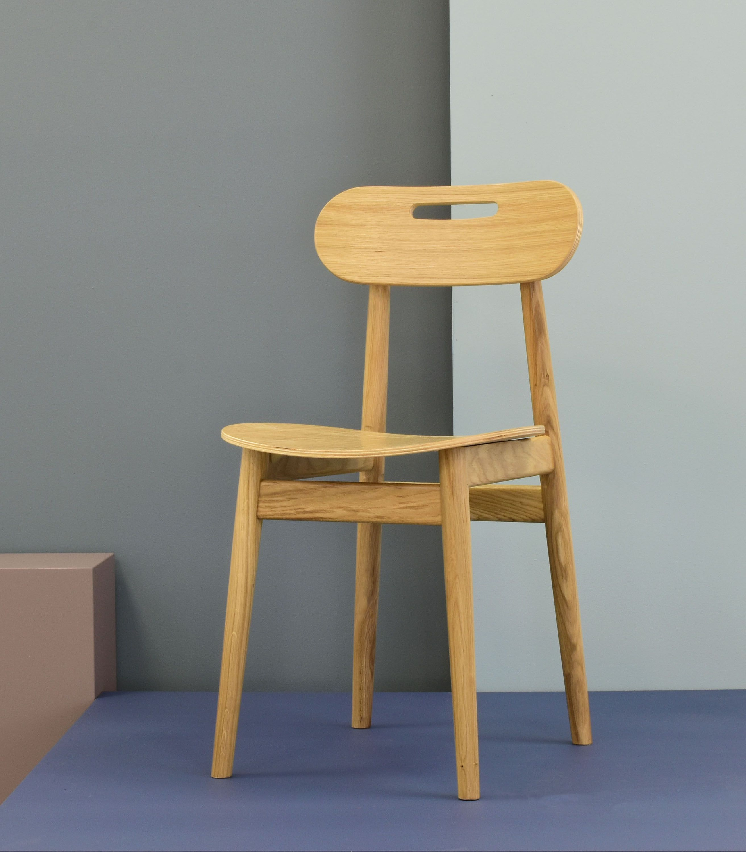 krzeslo debowe nowoczesne polski design