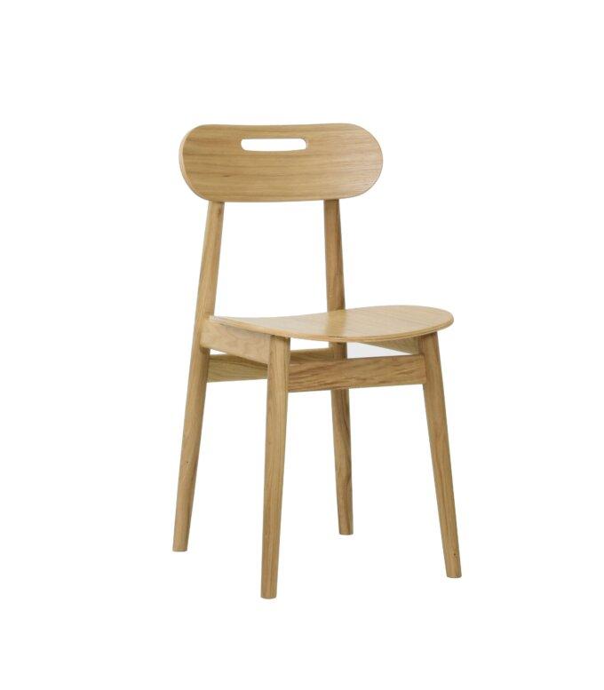 krzeslo debowe drewniane polski design