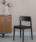 krzeslo do jadalni czarne polski design