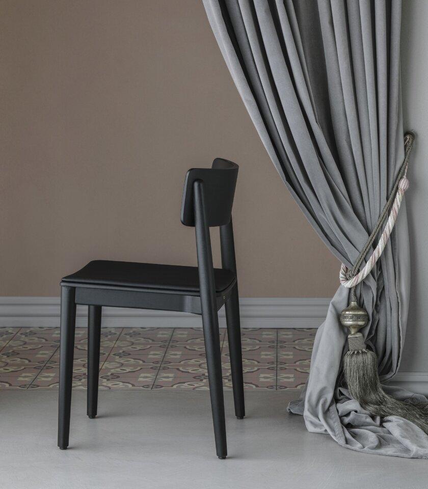 krzeslo drewniane nowoczesne polski design