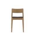 nowoczesne krzeslo debowe polski design